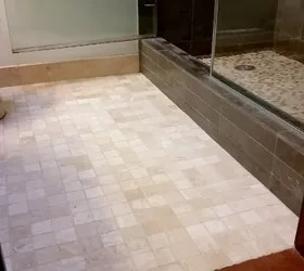 easy grout cleaner and swiffer hack