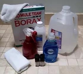 title   Bathroom Tile Cleaner