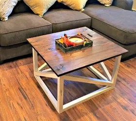 diy coffee table | hometalk