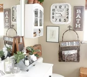 Vintage Country Wall Decor