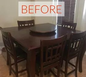 9 Dining Room Table Makeovers We Cant Stop Looking At Hometalk
