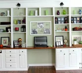 How To Fake Gorgeous Built-In Furniture (12 Ideas)