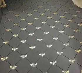 can paint vinyl linoleum floor