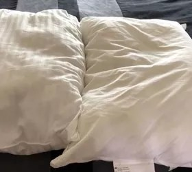cleaning yellowing pillows and more