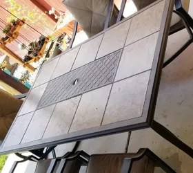transform your patio table to help