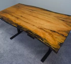 17 natural live edge wood projects that