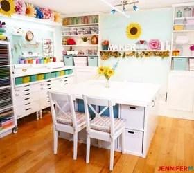 Craft Room Furniture Ideas Achieving Purpose Hometalk