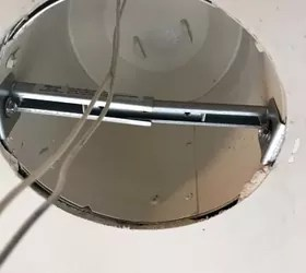 how to replace recessed lighting with a