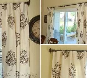 Creating Your Own Diy Window Treatments Hometalk
