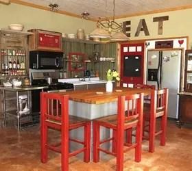 Small Rustic Kitchen Makeover Hometalk