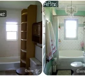 Small Bathroom Remodel on a budget | Hometalk on Small Space Small Bathroom Ideas On A Budget id=92538