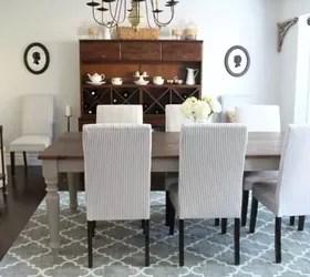 Quot Faux Quot Built In Living Room Shelves Tutorial Hometalk