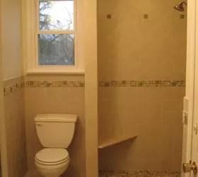 bathroom remodeling tile shower hometalk