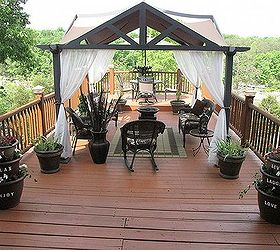"""My Outdoor Living Space """" Come In and Stay Awhile"""" 