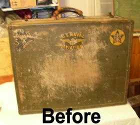 Extreme Upcycle The Suitcase Desk Hometalk