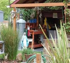 My backyard Habitat | Hometalk on My Garden Outdoor Living  id=79889
