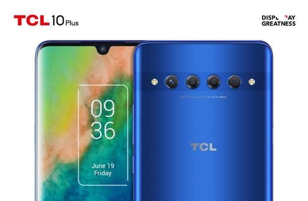 TCL 10 Plus: Цена, характеристики и где купить