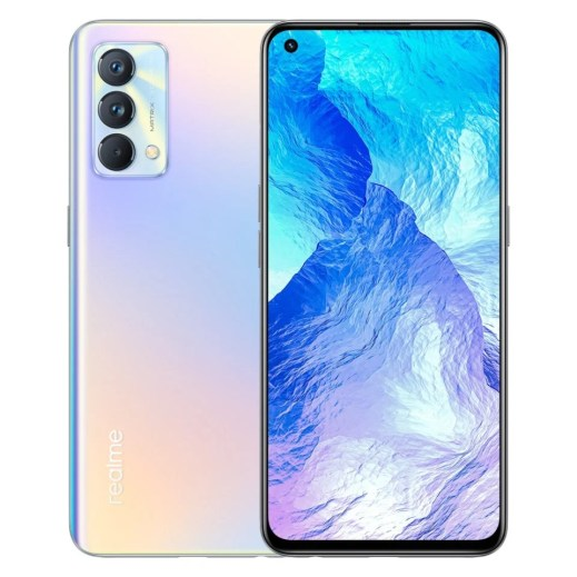 What is the size of Realme GT Master Edition? :: Kimovil.com