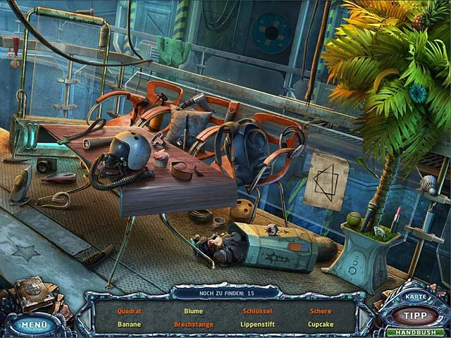 Ewige Reise Das neue Atlantis Komplettlösung