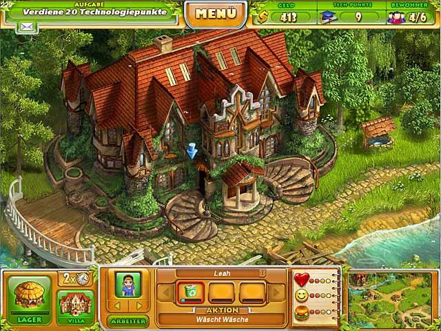 spiel Farm Tribe 2 kerunterladen