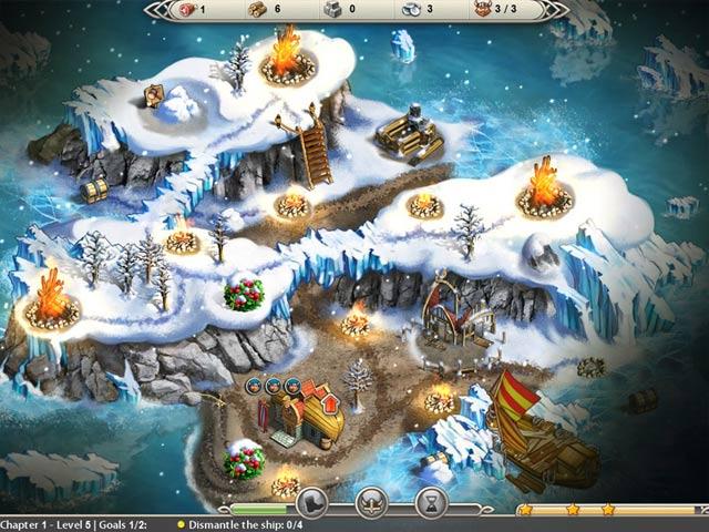 Zeitmanagementspiele Viking saga 2