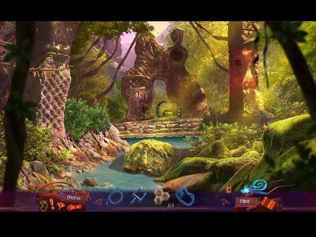 Amaranthine Voyage: The Burning Sky - Screenshot 1