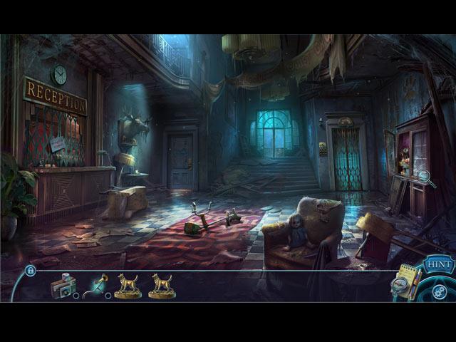 Bonfire Stories: The Faceless Gravedigger - Screenshot 1