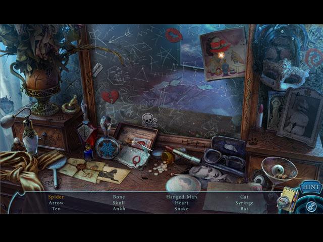 Bonfire Stories: The Faceless Gravedigger - Screenshot 2