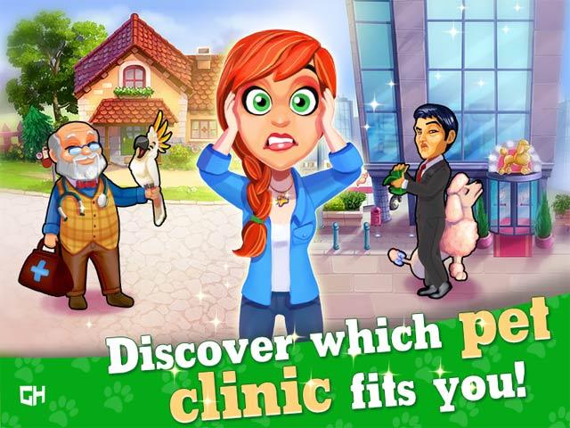 Dr. Cares Pet Rescue 911 - Screenshot 3