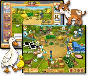 ähnliche spiele wie Farm Frenzy online spielen