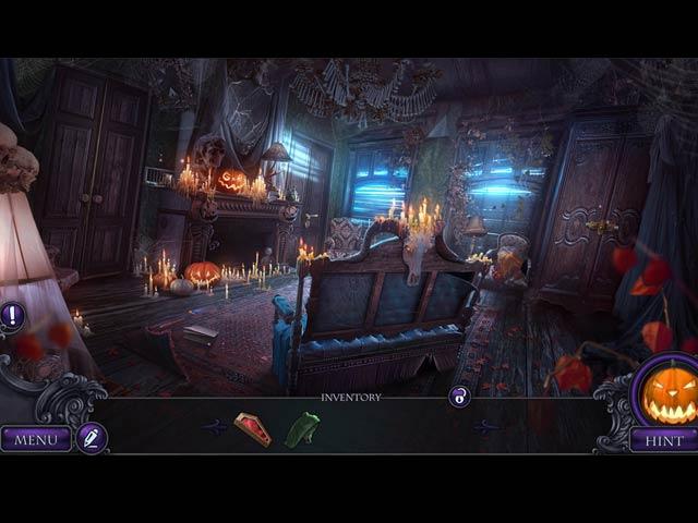 Halloween Stories: Invitation - Screenshot 1