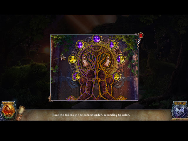 Immortal Love: Blind Desire - Screenshot 3