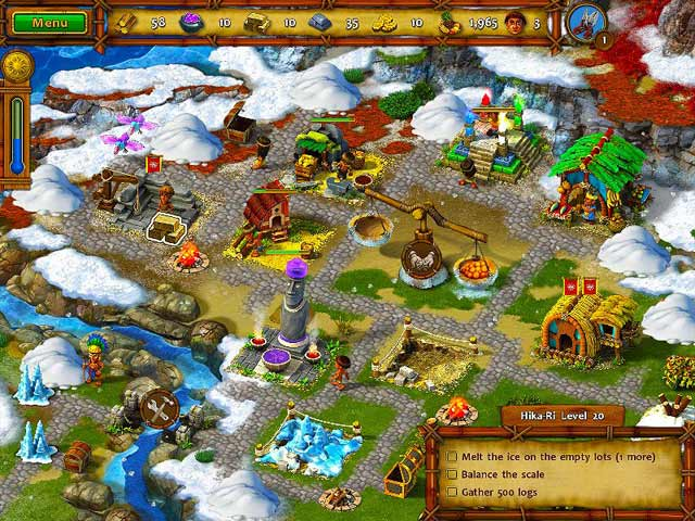 Moai V: New Generation - Screenshot 1