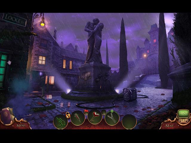 Mystery Case Files: The Black Veil - Screenshot 1