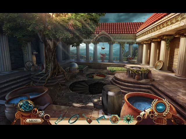 Myths of the World: Fire of Olympus - Screenshot 1