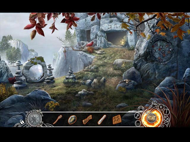 Saga of the Nine Worlds: The Gathering - Screenshot 1