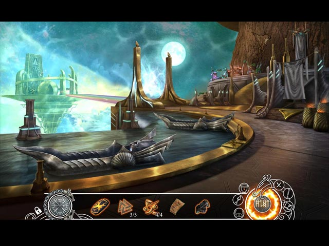 Saga of the Nine Worlds: The Gathering - Screenshot 3