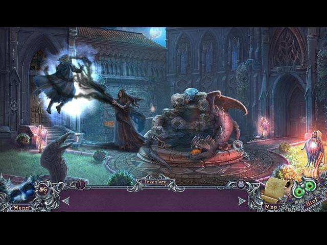 Spirits of Mystery: The Moon Crystal - Screenshot 1