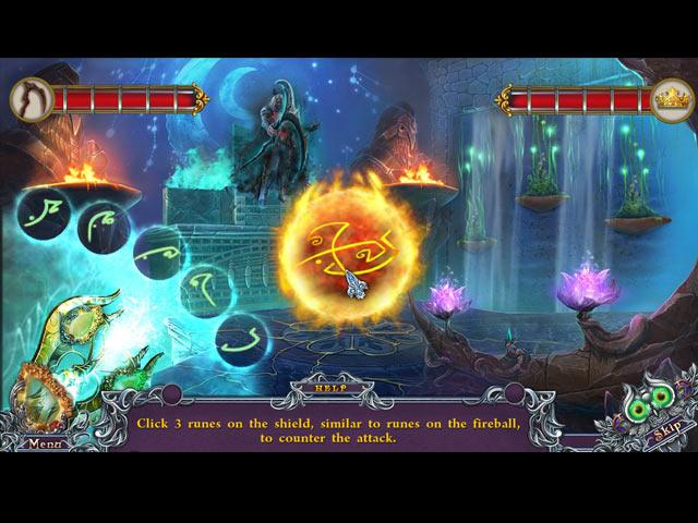 Spirits of Mystery: The Moon Crystal - Screenshot 3