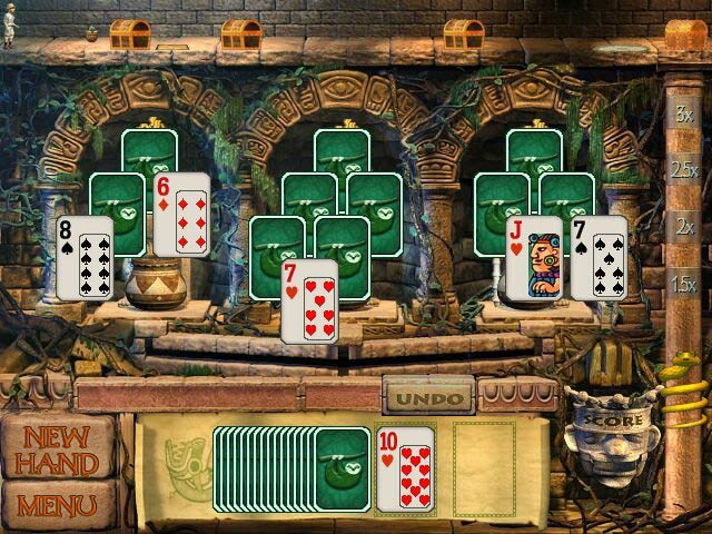 Tri Peaks Solitaire To Go Gt IPad IPhone Android Mac