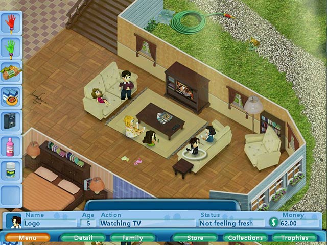 Life Decorating House Real Games