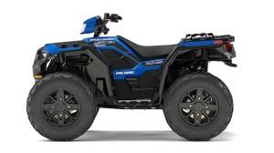 2017 Sportsman 850 SP ATV  Radar Blue | Polaris