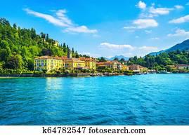District Lac Italien Banque de Photos et dImages 348
