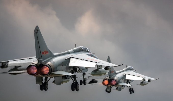 Analysts say the PLA will want to use its control of the skies to its advantage. Photo: Xinhua
