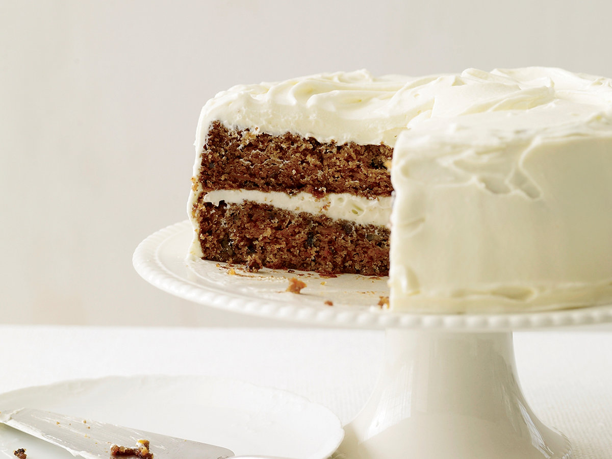 Classic Carrot Cake with Fluffy Cream Cheese Frosting Recipe   Jodi     200901 r carrot cake jpg