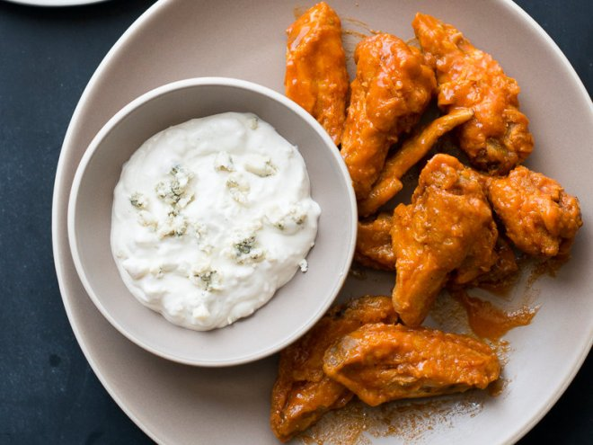 Image result for blue cheese wings