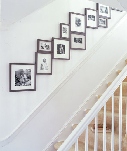 And Along A Staircase Our 20 Most Por Decorating Tips Real