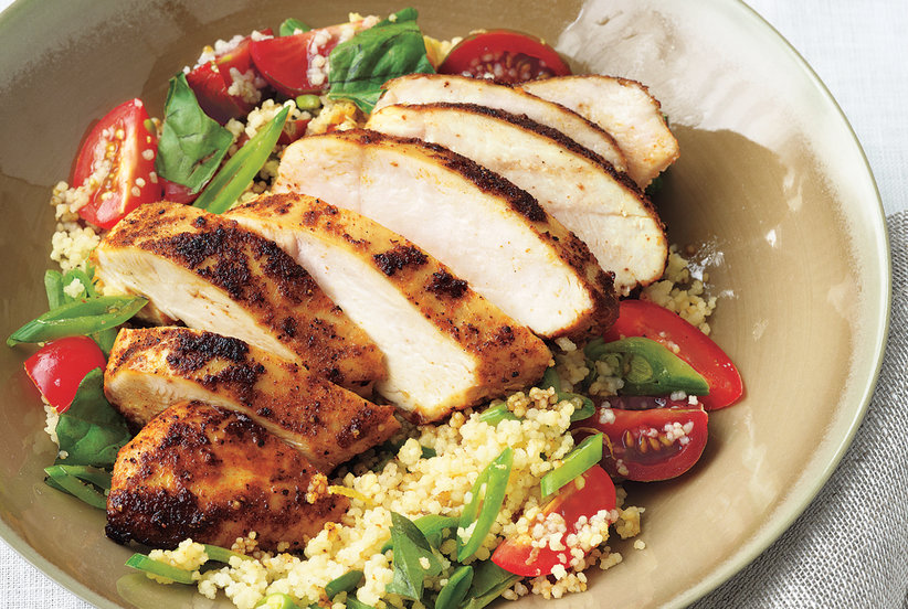 Image result for couscous chicken salad