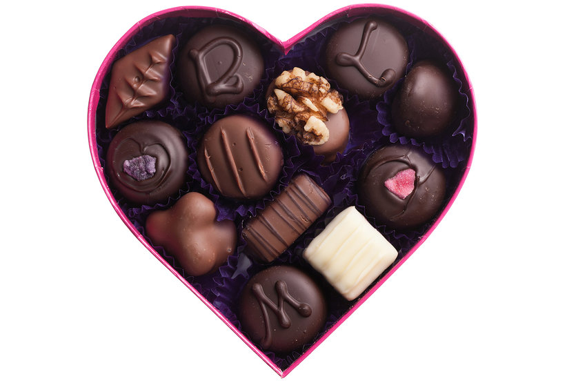 How To Decode A Box Of Chocolates Real Simple