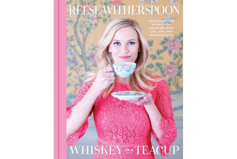 Reese Witherspoon Is Coming Out With Her First Book Real